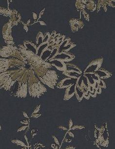 Oriental Bird wallpaper from GP & J Baker