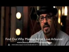 Find out why Professional International Makeup Artists love Arbonne cosmetics!  mindiwilliams@yahoo.com  www.cosmocandy.myarbonne.com