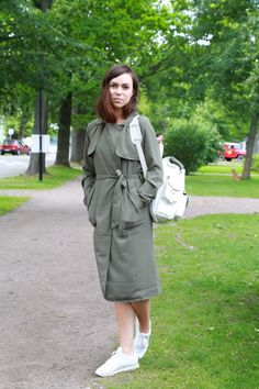 Grafea Bianca backpack styled by http://villafox.bellablogit.fi