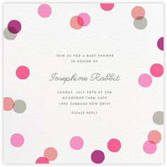 Baby Shower Invitations   Paperless Post