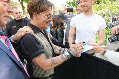 Johnny Depp ❤❤❤2017