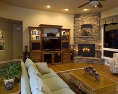 Corner Fireplace Design, Pictures, Remodel, Decor and Ideas - page 77