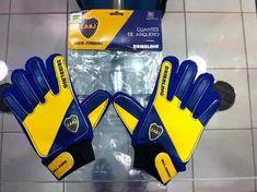 guantes arquero futbol boca juniors niño - producto oficial