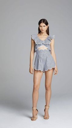 From Alice McCall, Playsuit