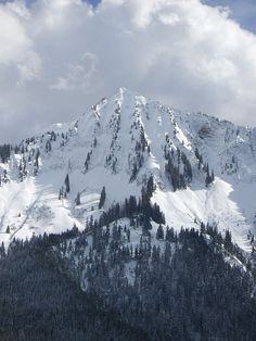 Hochgerach (Austria) in winter