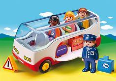 Playmobil 123 Autocar de voyage 17 €