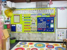 Queen of the Crayons: Our Classroom!