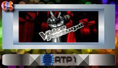 REDE ALPHA TV | O Mundo das Novelas: THE VOICE PORTUGAL 2 | No Programa de Estreia os M...