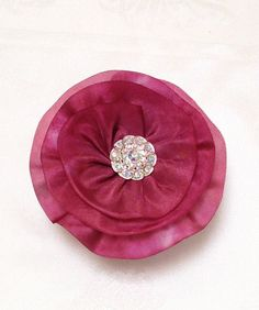 Silk Kippot Dusty Rose Pink Kippah