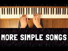 Sweet Caroline (More Simple Songs) [Easy Piano Tutorial] Piano Tutorial, Sweet Caroline, Easy Piano, Music Library, Sheet Music, Tutorials, Songs, Collections, Simple