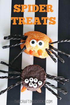 Halloween Spider Tre
