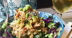 Les meilleures salades de Montréal sont à ces 11 restos featured image Potato Salad, Ethnic Recipes, Restaurants, Food, Salads, Meals, Restaurant, Yemek, Eten