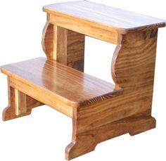Basamaklı Ahşap Mutfak Merdivenleri Wood Projects, Diy Furniture, Stool, Traditional, How To Plan, Free Plans, Design, Home Decor, Image