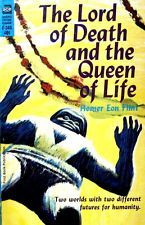ACE PAPERBACK: THE LORD OF DEATH AND THE QUEEN OF LIFE BY HOMER EON FLINT sci fi