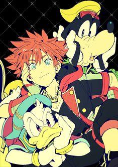 Kingdom Hearts 3, Dnd Characters, Geek Chic, Character Ideas, Destiny, Fanart, Universe, Geek Stuff, Island