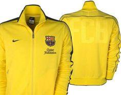 Football, 2013, Neymar, Athletic, Jackets, Fashion, Yellow, Jacket, Soccer