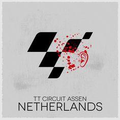 MotoGP Tour Logo: round 8, Netherlands. #MotoGP #MotoGPTourLogo #assen #ttassen #netherland