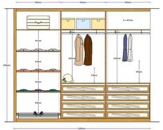 Photos of closets designed with our closets design software, autoclosets.  Pictures generated with autokitchen and autodecco, by importing the closets  from ...