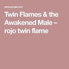 Twin Flames & the Awakened Male – rojo twin flame