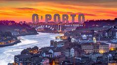 Vídeo: Timelapse O'Porto / Paulo Ferreira