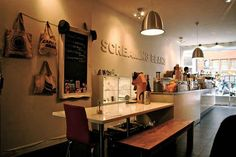 Screaming Beans in Amsterdam | 25 Coffee Shops Around The World You Have To See Before You Die