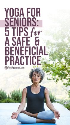 10 Rules Baby Boomers Should Follow For a Safe Yoga Practice