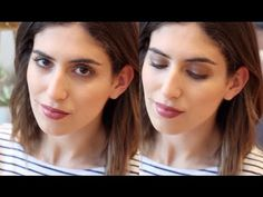 October Monthly Makeup Routine | Lily Pebbles