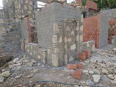 Gömme Derzli Taş Ev (12) - Doğal taşlar, doğal taş evler ve doğal taş ocakları