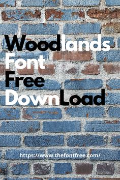 Download the best hand drawn Woodlands font free. Use this beautiful typeface in your designs. Font Free, Free Fonts Download, Best Calligraphy Fonts, Script S, Hand Drawn, Your Design, How To Draw Hands, Beautiful, Hand Written