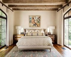 Image result for beams bedroom