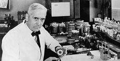 Alexander Fleming http://www.famousinventors.org/alexander-fleming