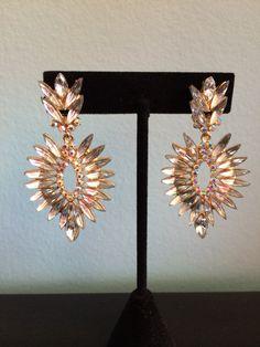 #earrings #bling #bridal Bridal Accessories, Shops, Bling, Earrings, Home Decor, Homemade Home Decor, Tents, Stud Earrings, Ear Rings