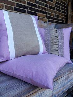 shabby.romantic / Sada vankúšov Sweet Ice Cream Bed Pillows, Pillow Cases, Shabby, Ice Cream, Romantic, Sweet, Inspiration, Home, Pillows
