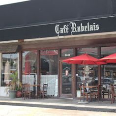 Café Rabelais: So you voted and we heard loud and clear. Café Rabelais is one of Houston's top restaurants inside the loop. Take a look back soon and check out the review with high resolution photography. @mikepuckettDDM #goodeatsLocal #goodeatsHouston