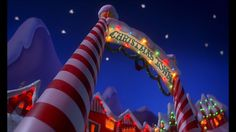 nightmare_before_christmas_christmas_town_sign