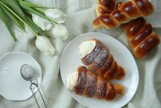 Bilde Pretzel Bites, Waffles, Beef, Baking, Breakfast, God, Pastry Chef, Meat, Morning Coffee