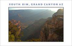 South Rim, Grand Canyon, Arizona Photo Wall Art #1095