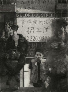 Yu Ji, From Eldridge