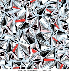 Abstract geometric texture by Tanor, via ShutterStock