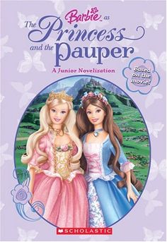 Barbie: Princess and the Pauper Jr. Chapter Book by Linda... http://www.amazon.com/dp/0439636000/ref=cm_sw_r_pi_dp_mHpsxb0ZX90JX