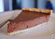 Невыразимая легкость кулинарного бытия...: Шоколадный тарт