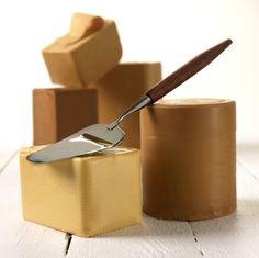 'Brunost' - Brown Cheese, A Scandinavian Specialty