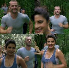 Alex and Ryan. Quantico #Ralex (credit to the owner)