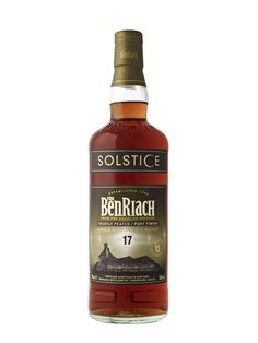 BENRIACH 17 ans Heavily Peated Port Finish