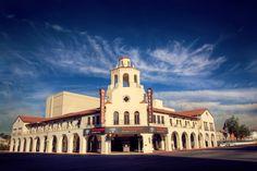The Fox Theater Riverside, Ca.