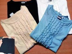 Damenshirt im 4er-Pack (Neupreis pro Shirt Euro 7,99) Jetzt nur insgesamt für 4er Pack = Euro 12,50 incl. Versand.