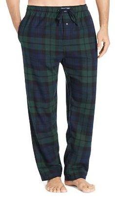Polo Ralph Lauren Black Watch Plaid Flannel Pajama Pants Men s Boxer  Briefs c55935710