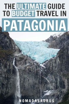Patagonia, nestled between Chile and Argentina, is one of the most incredible hikes you'll ever go on! It can be a bit pricey, so here's your ultimate budget guide! Patagonia Travel, In Patagonia, Visit Argentina, Argentina Travel, Bolivia Travel, Brazil Travel, South America Destinations, South America Travel, Machu Picchu