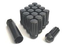 32 PC CHEVY GMC 8 LUG 2500 3500 DURAMAX DIESEL 14x1.5 BLACK SPLINE LUG NUTS NEW | eBay Motors, Parts & Accessories, Car & Truck Parts | eBay!