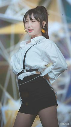 Stage Outfits, Kpop Outfits, Girl Outfits, Kpop Girl Groups, Kpop Girls, Korean Beauty, Asian Beauty, Asian Woman, Asian Girl